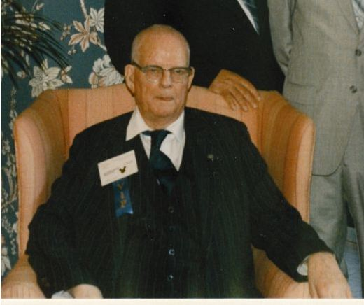 Dr. W. Edwards Deming and Paul Steel